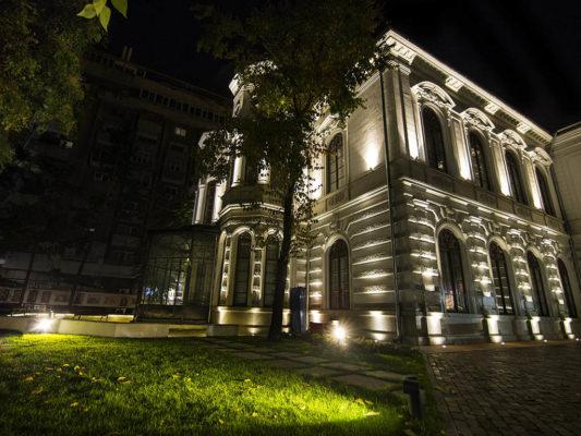 Iluminat arhitectural fatade