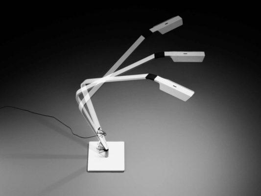 corp de iluminat flexibil pentru citit vibia