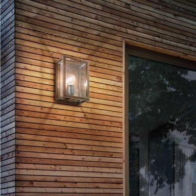 corp de iluminat rezistent la exterior