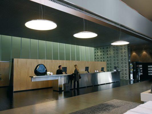 corpuri de iluminat birou