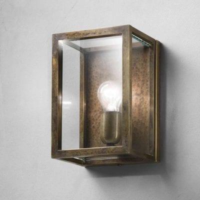 lampă în stil industrial pentru perete