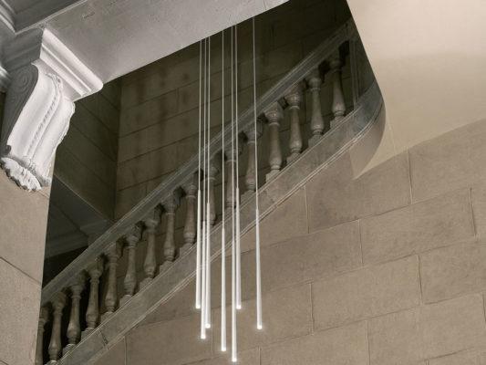 Corpuri de iluminat interior – lampi suspendate Vibia.