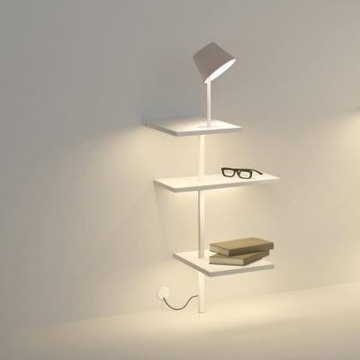 lampadar pentru iluminat la interior