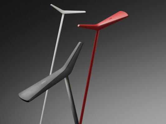 lampadare cu design minimalist