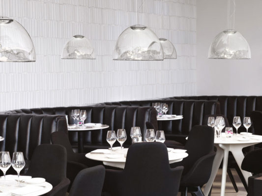 iluminat decorativ axolight restaurant