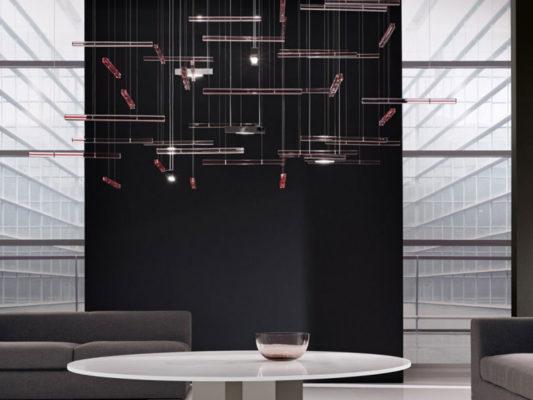 Lampi de interior Explo, Axo Light - iluminat ambiental.