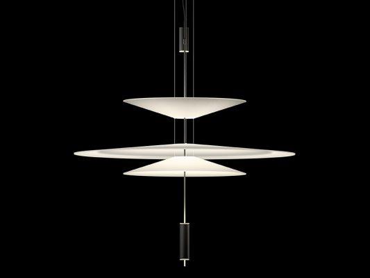 Lampi suspendate elegante Flamingo, design Vibia.