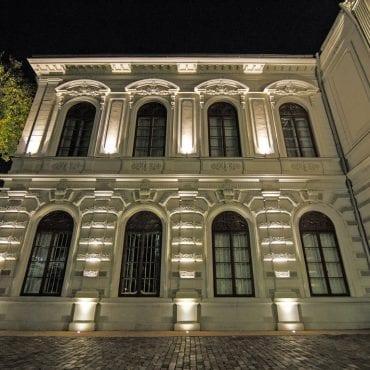 fatade iluminat arhitectural exterior