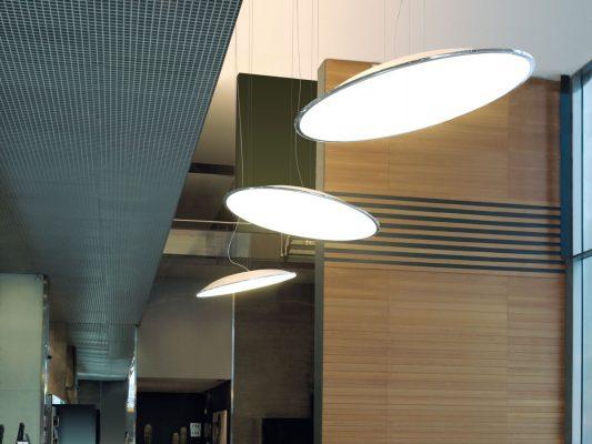 lampi suspendate amenajare birou