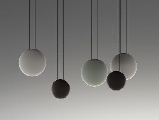 Lampi suspendate lustre led