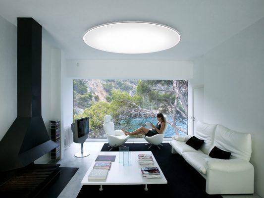 Plafoniere, lămpi suspendate Big pentru iluminat arhitectural