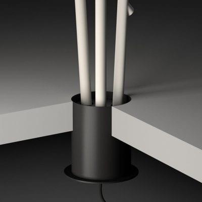 lampadar pentru iluminatul exterior