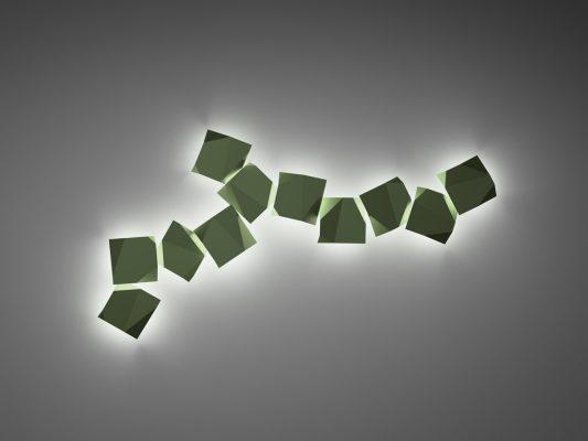 Origami Vibia - aplice decorative iluminat interior exterior