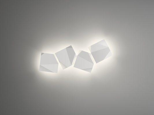 Aplice decorative. Corpuri de iluminat arhitectural, configurabile