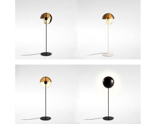 modele de lampadare Theia