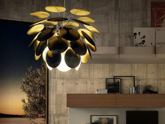 lampa suspendata decorativa living