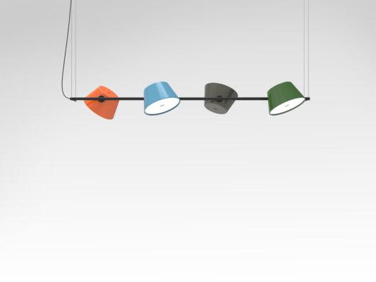 lampi moderne suspendate Marset