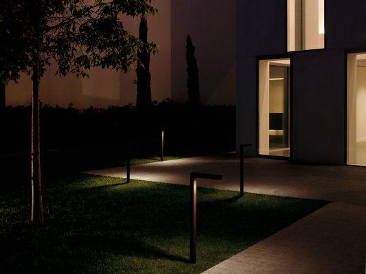 Iluminat decorativ exterior gradina