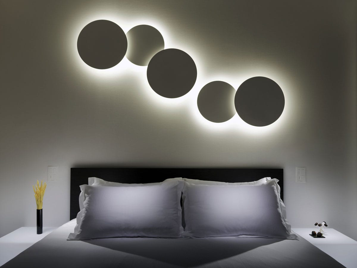 Plafoniere Led Moderne Design : Plafoniere aplice moderne cu led design vibia iluminat decorativ