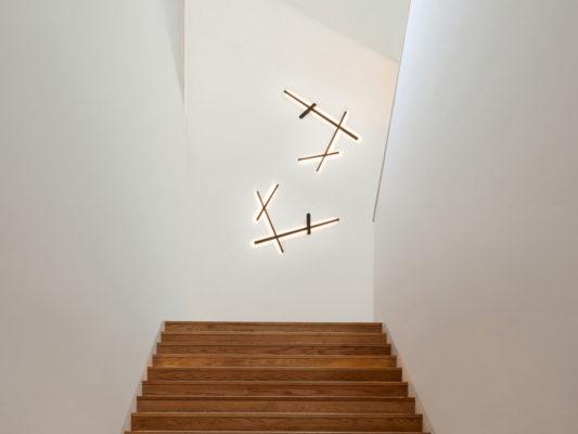aplice decorative zona scarilor vibia