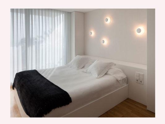 aplice decorative dormitor vibia spania