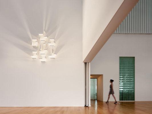 iluminat decorativ minimalist living Vibia