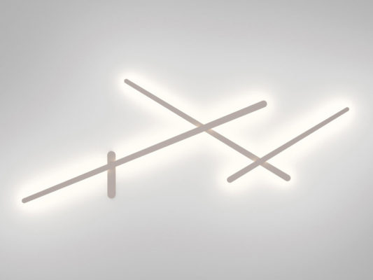 Sparks - colecție de lămpi de iluminat arhitectural de interior.
