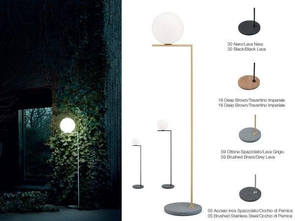 lampa exterior flos Ic Light