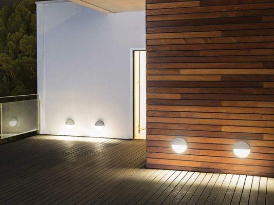 Aplice decorative exterior LuceDomotica