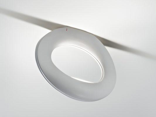 aplica decorativa minimalista aluminiu