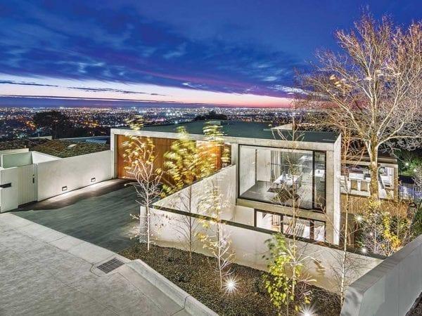 aplica exterior hyperion iluminat arhitectural