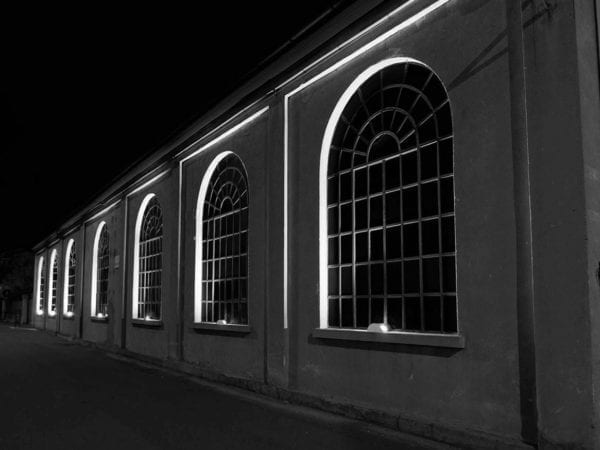 iluminat arhitectural arcade ferestre fatade
