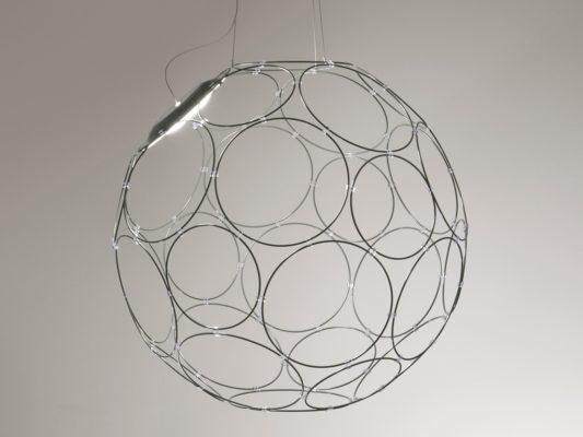 corp iluminat alb , circular lucedomotica