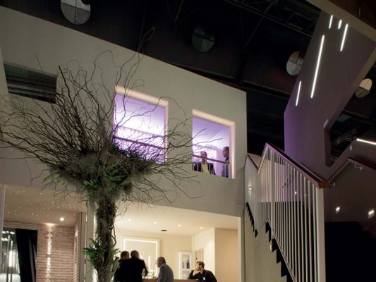 proiector iluminat exterior arcade proiectoare