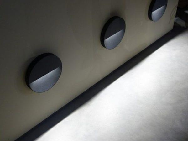 aplice led exterior design modern italia
