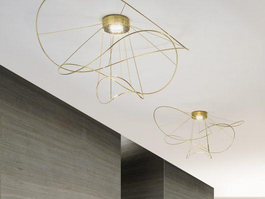 lustra axo light gold