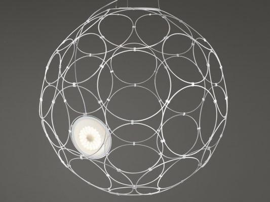 Lampi decorative, corpuri de iluminat suspendate.