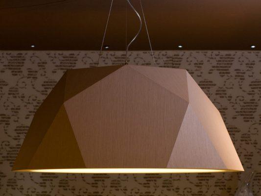 lampa suspendata lucedomotica