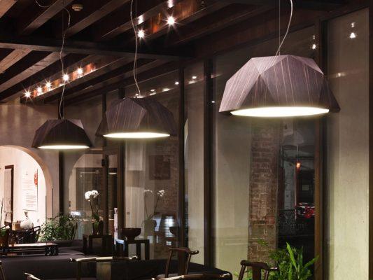 lampa suspendata restaurant