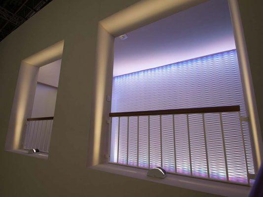 proiector iluminat exterior arcade arhitectural