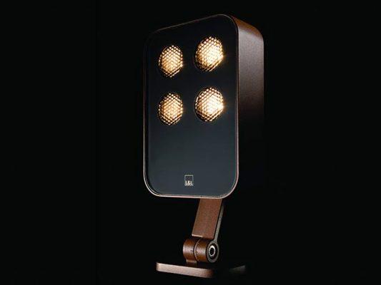 Proiector modern orientabil led - iluminat arhitectural, fatade