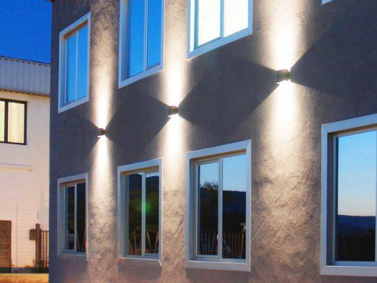 aplice de perete iluminat exterior flexa