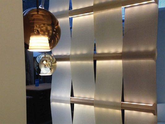 Lampi suspendate cu LED, Metropole.