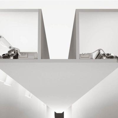 Profile iluminat ambiental. Iluminat arhitectural HoReCa