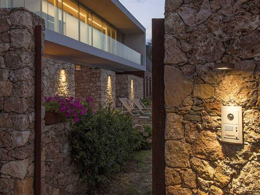 Proiector LED iluminat arhitectural, corpuri de iluminat exterior
