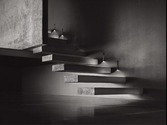 spoturi incastrate orientabile cu led iluminat scari