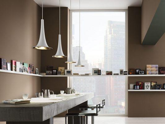 lampa suspendata metal design minimalist