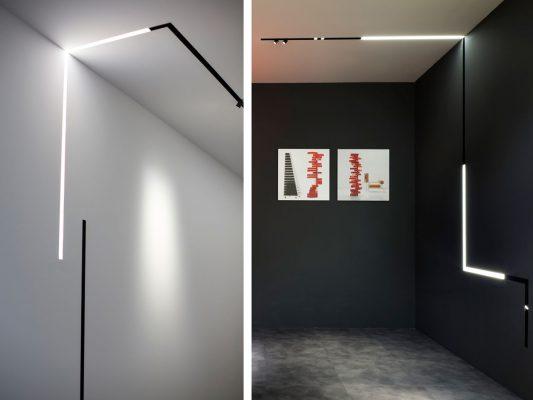 Iluminat muzeu lampi profile spoturi