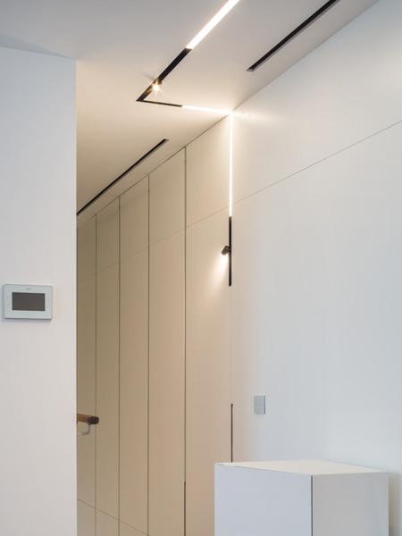 Design iluminat arhitectural interior