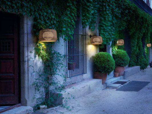 Aplice decorative iluminat exterior